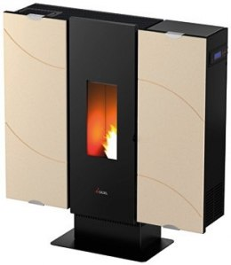 CADEL PIEC WALL3 AIR PLUS KAFEL 10,0 KW